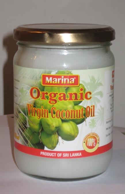 Panenský kokosový olej - BIO ( 500 ml )