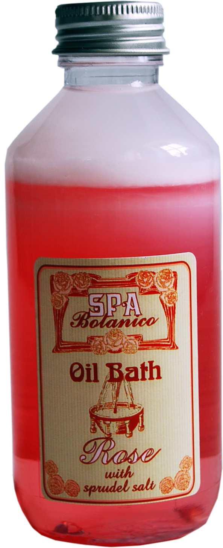 Olejová koupel SPA růže 250ml