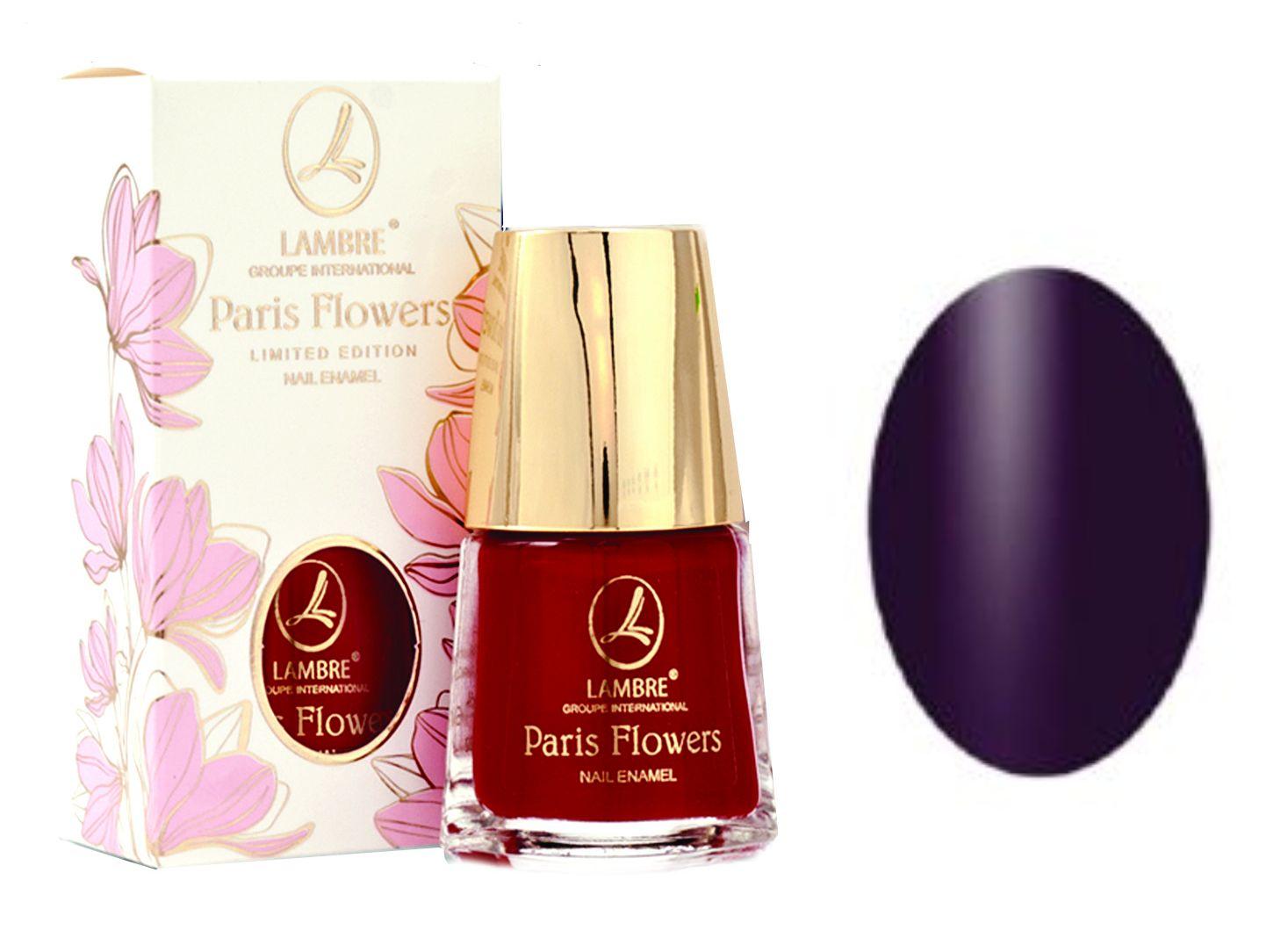 Lak Paris Flowers 01 - Kosatec