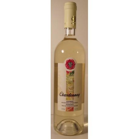 Bílé suché víno Chardonnay