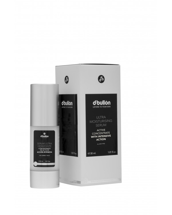 Obličejové sérum Ultra Hydratizing D Bullon 30ml