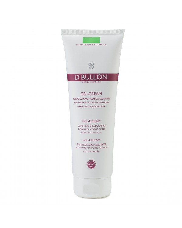 BULLON GEL-CREAM REDUCTORA SLIMMING 250 ML
