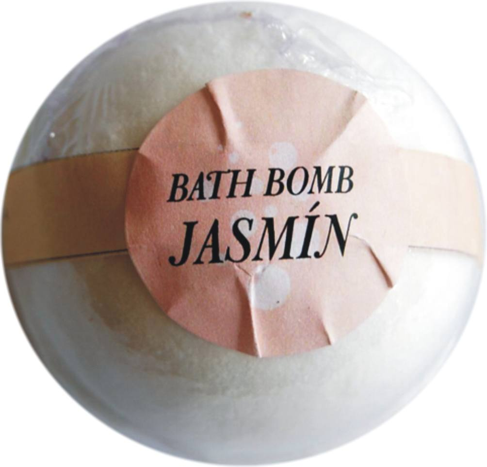 Bath bombs 70 g jasmín