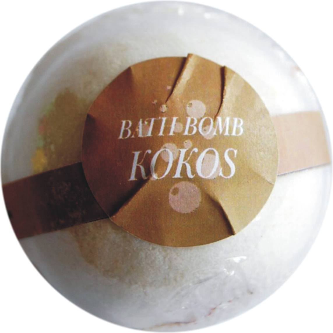 Bath bombs 70 g kokos