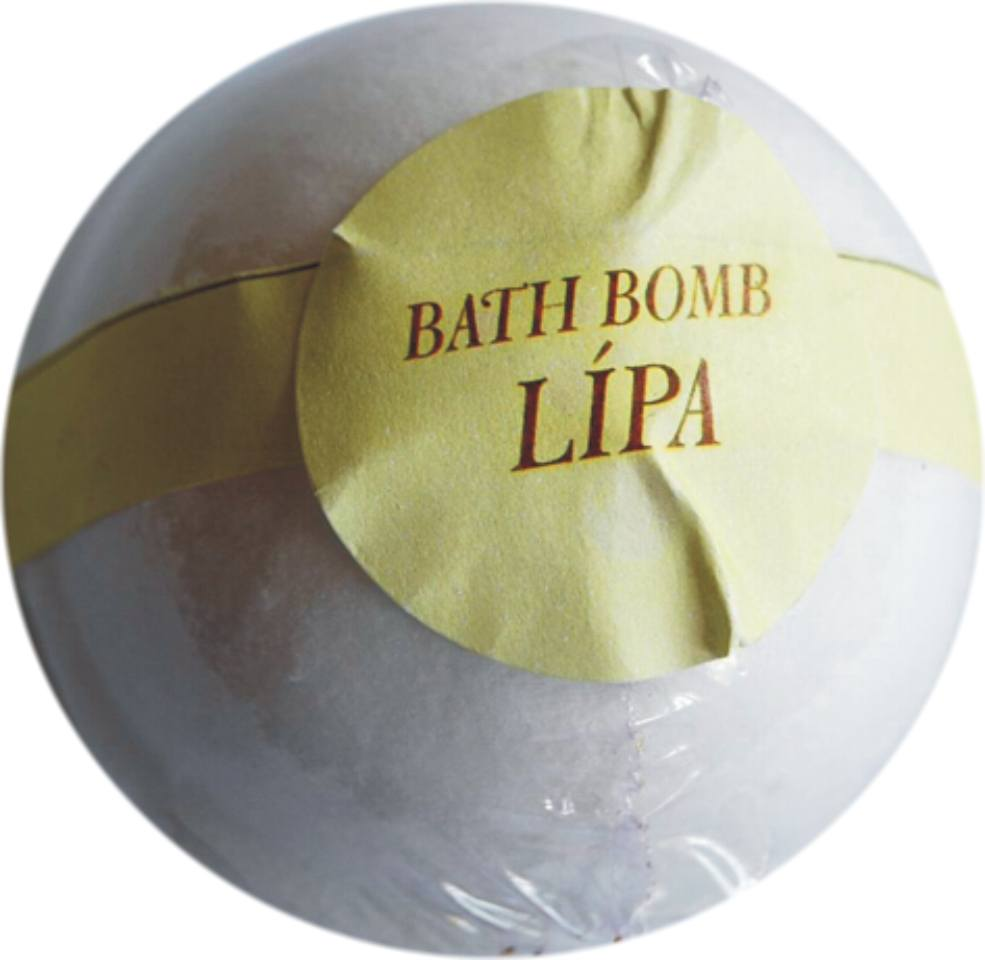 Bath bombs 70 g lípa